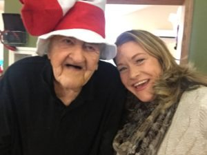 All smiles at Azura Memory Care.