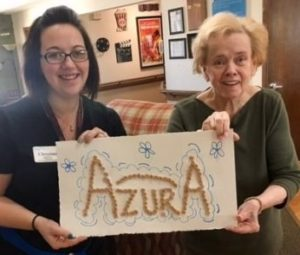 Azura Memory Care introduces innovative activity on National Cereal Day.