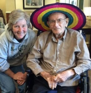 Azura of Oconomowoc celebrates Cinco de Mayo with friends and family
